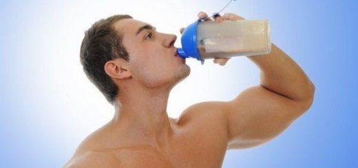batido de proteinas