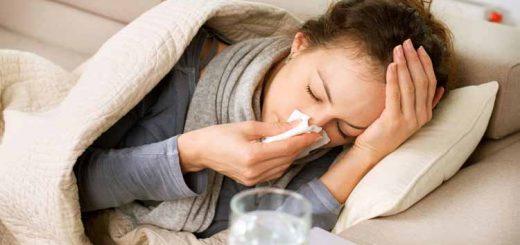 recuperarse de la gripe